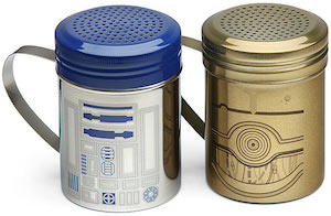 Droids Spice Shakers