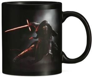 Kylo Ren Heat Change Mug