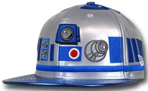 R2-D2 Silver Armor Hat