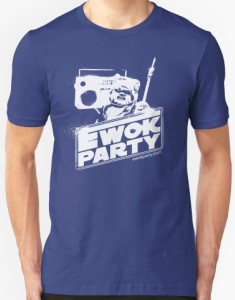 Ewok Party T-Shirt
