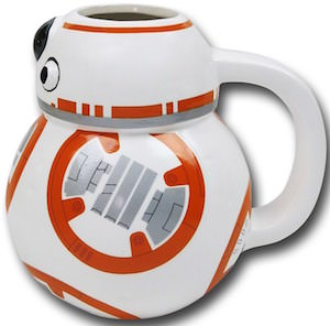 BB-8 Sculptured Mug
