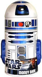 R2-D2 Tin Money Bank