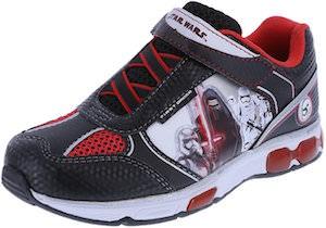 Kids Kylo Ren Light Up Shoes