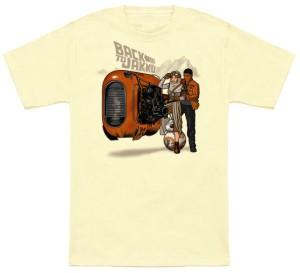 Back To Jakku Star Wars T-Shirt