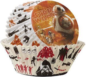 The Force Awakens Baking Cups