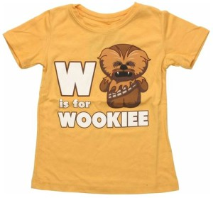 Kids Wittle Wookiee T-Shirt
