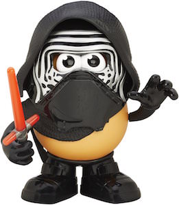 Kylo Ren Mr. Potato Head Toy
