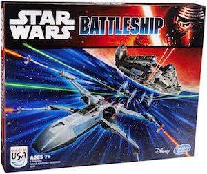 Star Wars Battleship Board Game
