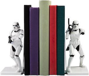 Stormtrooper Bookends