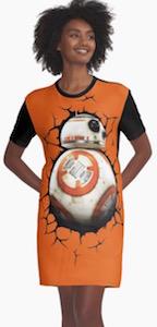 BB-8 Breakthrough Dress