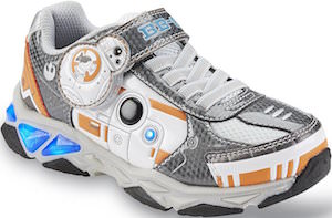 Kids BB-8 Sneakers With Lights