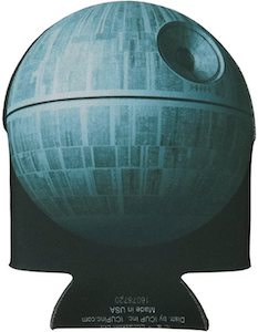 Death Star Can And Bottle Koozie