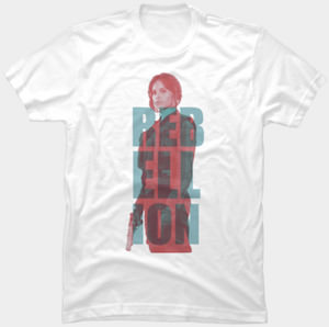 Jyn Erso Rebellion T-Shirt