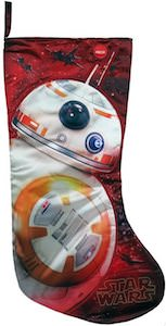 BB-8 Christmas Stocking With Sound