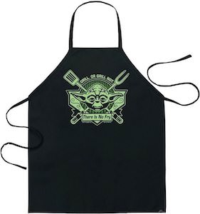 Yoda Grill Or Grill Not Apron