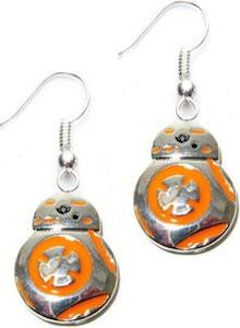 BB-8 Dangling Earrings