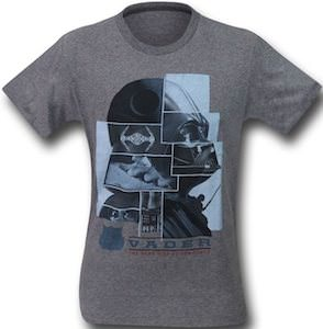Darth Vader Collage T-Shirt