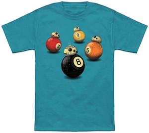BB-8 Ball T-Shirt
