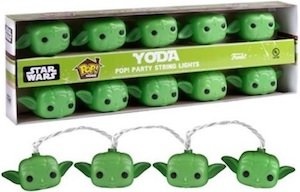 Yoda Pop String Lights