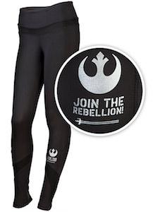 Join the Rebellion Leggings