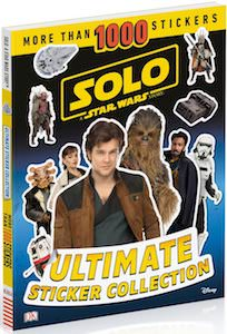 Solo Ultimate Sticker Collection