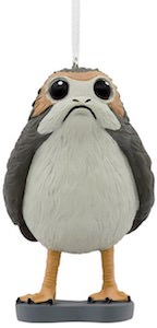 Porg Christmas Tree Ornament