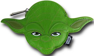 Star Wars Yoda Coin Purse