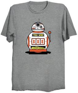 BB-8 Slotmachine T-Shirt