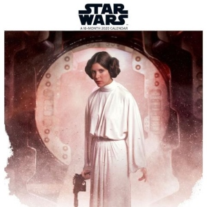 2020 Star Wars Saga Wall Calendar