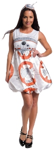 BB-8 Women's Costume Dress