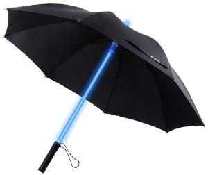 Lightsaber LED Light Up Umbrella
