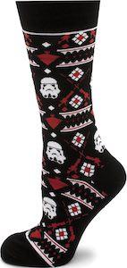 Stormtrooper Christmas Socks
