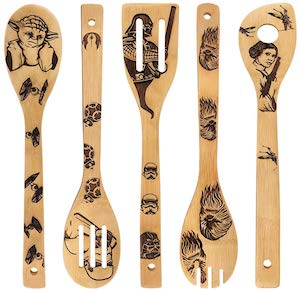 Star Wars Wooden Spoons