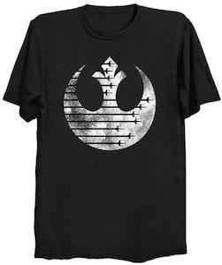 Star Wars Rebel Storm T-Shirt