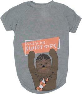 Chewbacca Dog T-Shirt
