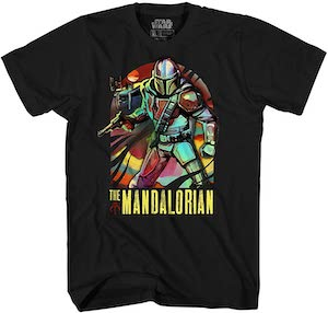 Star Wars The Mandalorian T-Shirt