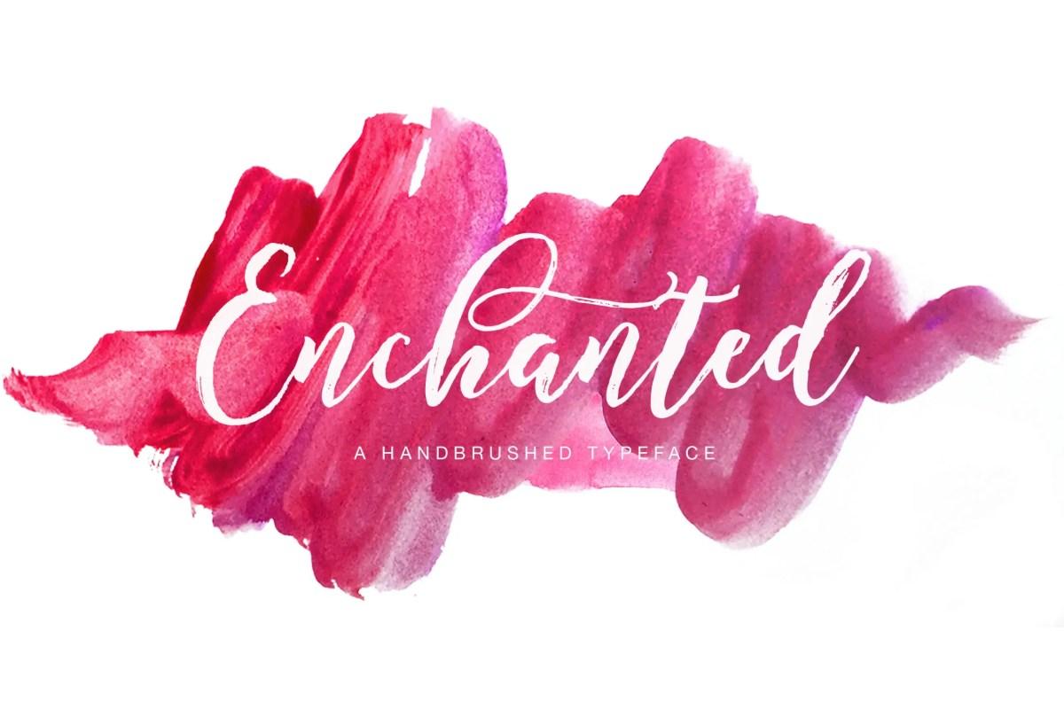 Enchanted Brush