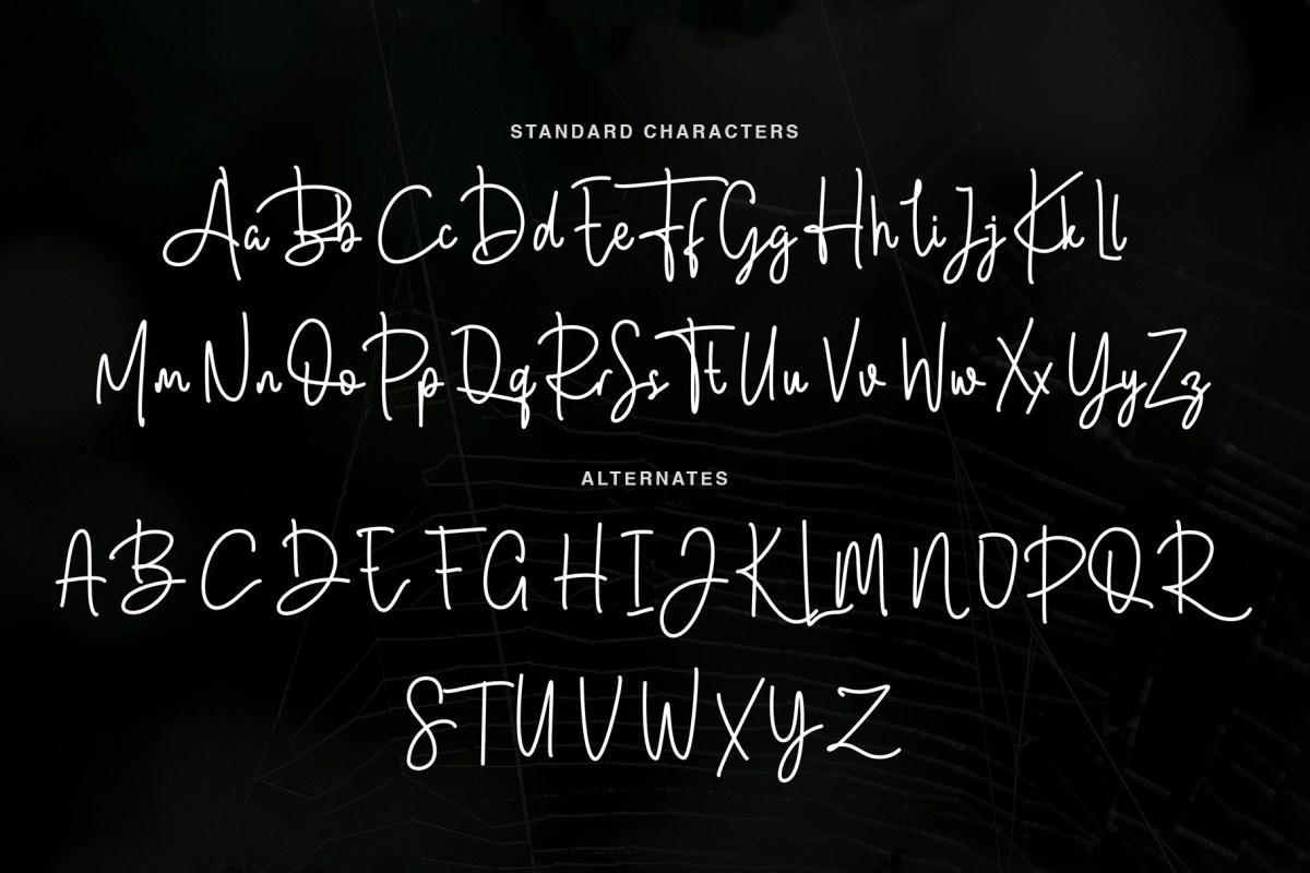 Mowgli Script – FREE FONT