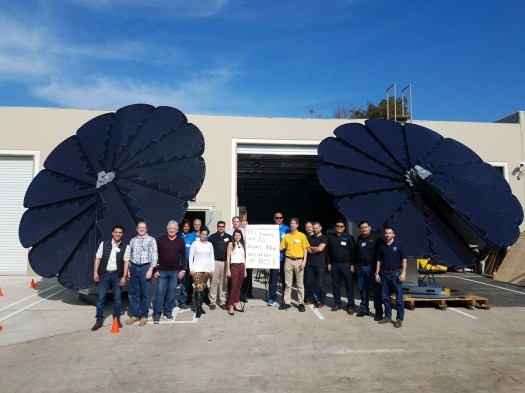 training day smartflower