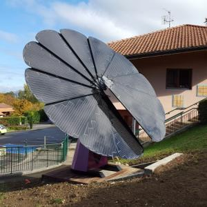 smartflower residential slope