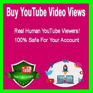 Buy YouTube Video Views