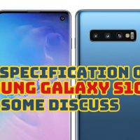 Full Specification Of Samsung Galaxy S10 5G With Some Discuss