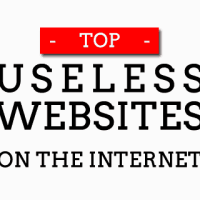 Top Useless Website List 2020