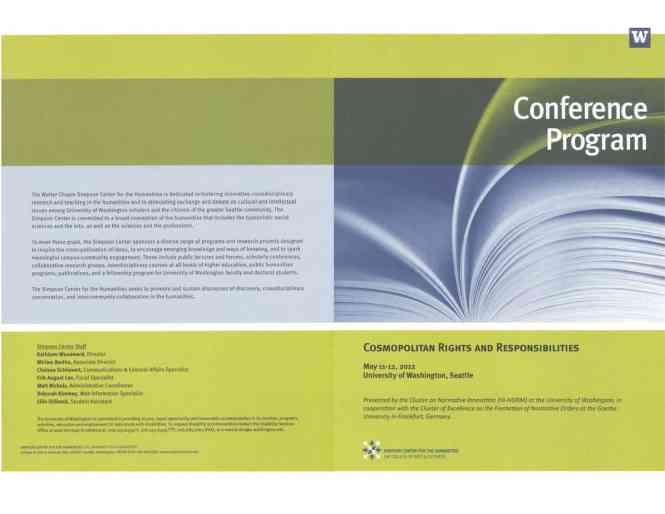 conference program template 3