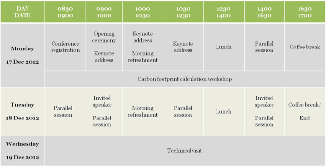 conference program template 4