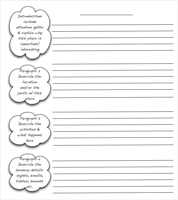 outline templates