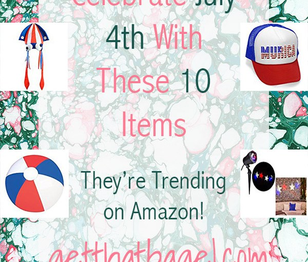 Celebrate July 4th with These Items Trending on Amazon