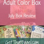 Adult Color Box: July Subscription Box Review