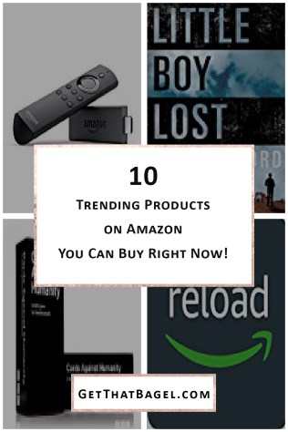 july17Trending 683x1024 - Get One of these 10 Products Trending on Amazon