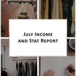 July 2017 Income and Statistics Report